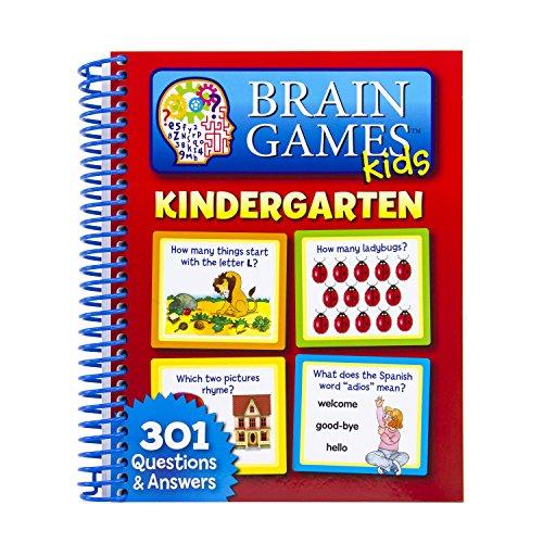 Brain Games Kids: Kindergarten 9781450800532