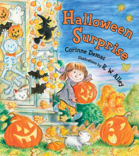 (Halloween Surprise)