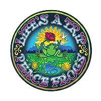Enjoy It Peace Frogs Life