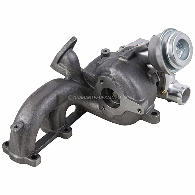 Amazon.com: New Turbo Turbocharger For VW New Beetle Golf Jetta TDI 1.9L ALH - BuyAutoParts 40-30004AN New: Automotive