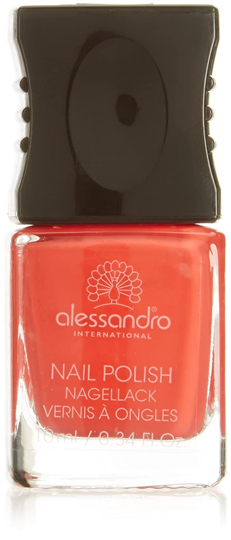 alessandro Nagellack 12 Classic Red, 1er Pack (1 x 10 ml): Amazon.de ...