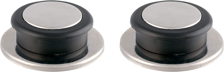 Replacement Pot Lid Knob - Set of 2 - Cookware Pot Lid Handle