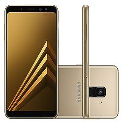 Smartphone Samsung Galaxy A8  Dual Chip 64GB Tela de 5,6 Câmera de 16MP