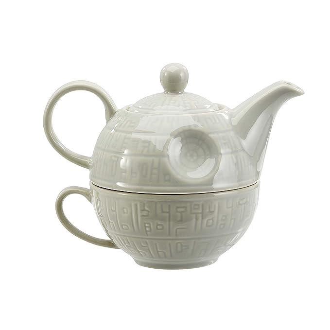 Multi-Colour Joy Toy R2-D2 Teapot with Lid