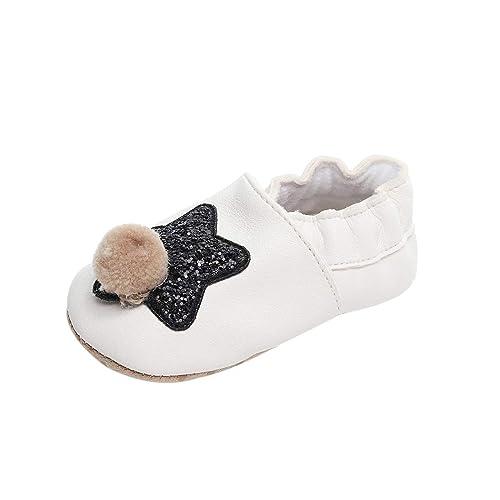 Zapatos de bebé, ASHOP Chelsea Boots Guilty Pleasure Zapatos niña Invierno Planos Zapatillas casa Real Madrid: Amazon.es: Zapatos y complementos