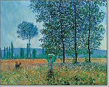 """Cuadros & Marcos HB – Claude Monet """"mujer con paraguas Cuadro, impresión"""