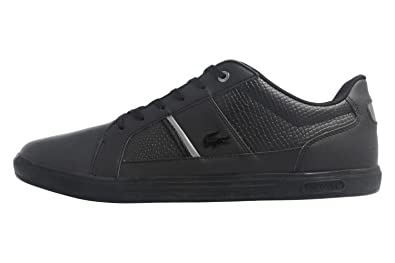 3b59c767b7 Lacoste Europa 417 1 SPM, Baskets Basses Homme: Amazon.fr ...