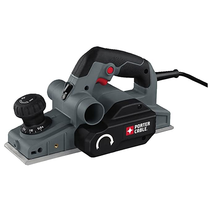 Best Hand Planer: PORTABLE-CABLE PC60THP 6-Amp Hand Planer
