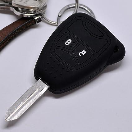 Schlüssel Gehäuse passend für Jeep Patriot Liberty  Grand Cherokee 3 Commander