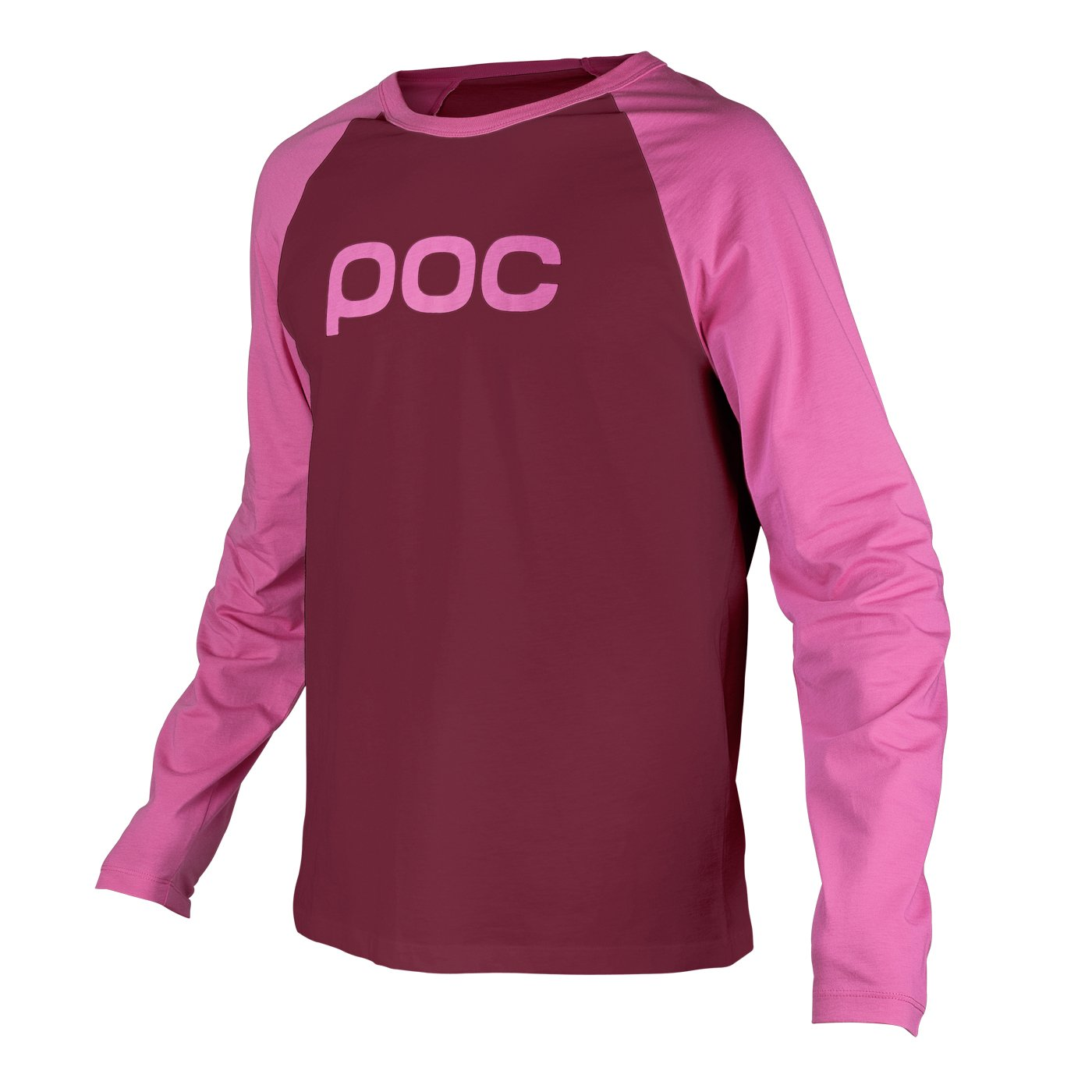 POC Raglan Camiseta de manga larga