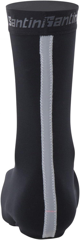 Medium Santini 365 Vega 2 Overshoes Black