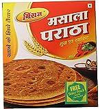 Miraj's Ready to eat Masala Paratha Combo Pack(4x4 PCS)