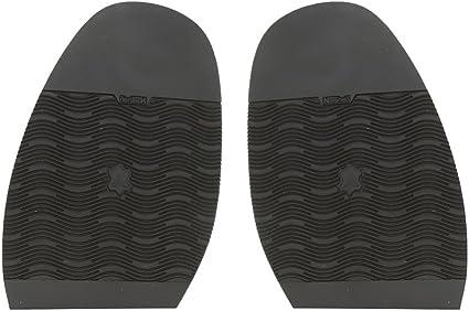 1 Pair of Rubber Half Soles Protective Anti Slip Shoe Repair DIY Replacement