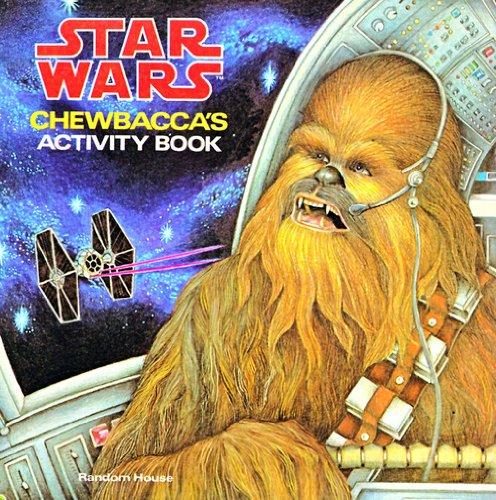 Star Wars Chewbacca's Activity Book