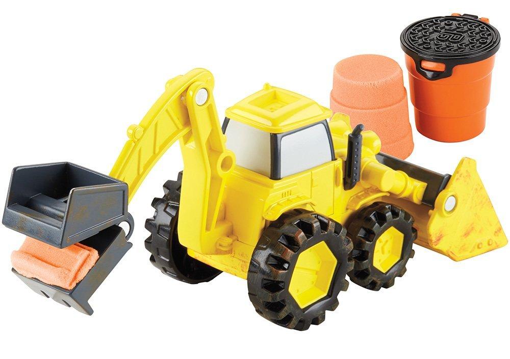 Bob the Builder Sand Hauler Muck Mattel DMM53
