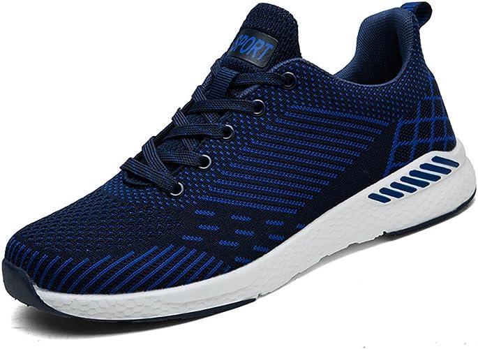 Easondea Zapatillas de Running par Ligero en Malla Transpirable Gimnasio andando Cross-Training Calzado Deportivo Hombre Mujer Zapatos: Amazon.es: Zapatos y complementos
