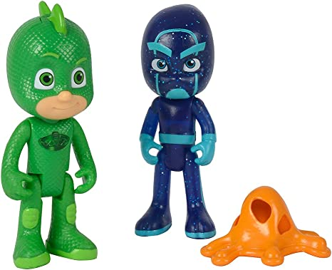 Simba - Juego de Figuras PJ Masks : Amazon.es: Juguetes y juegos