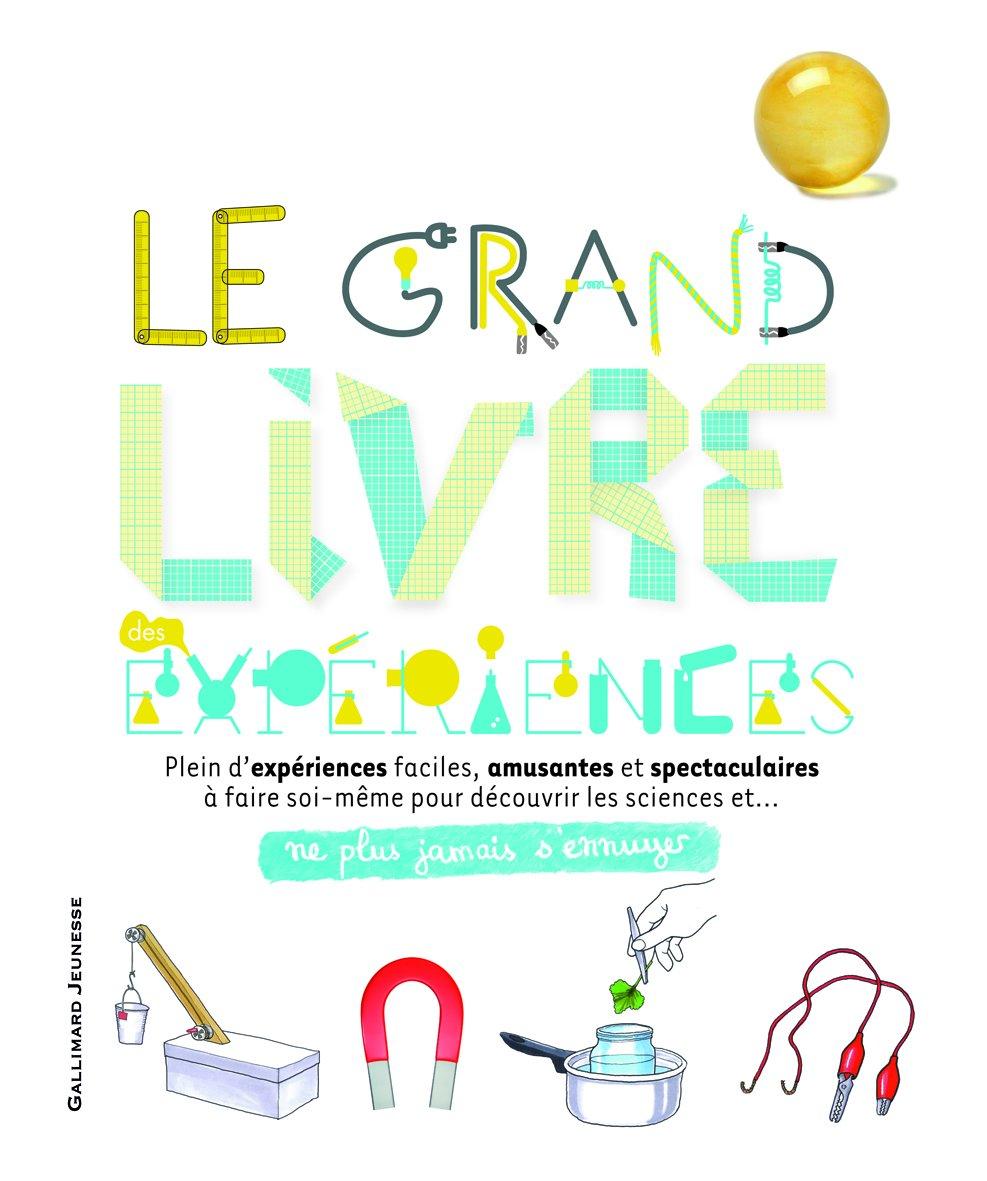 Le grand livre des expériences: Amazon.fr: Ian Graham, Sylvie Deraime:  Livres