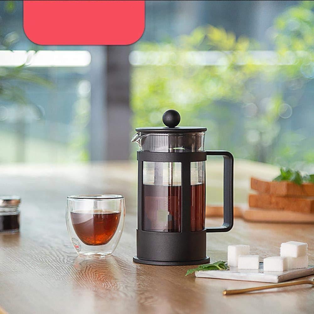 Maceta de café método olla a presión con filtro francés ...