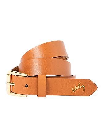7ccc159f42 VÉLEZ 03128 Leather Belts For Women