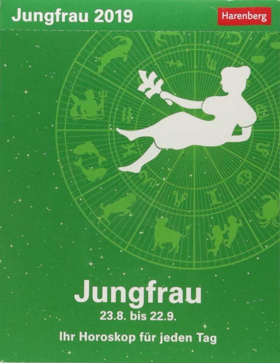 Jungfrau - Kalender 2019: Ihr Horoskop für jeden Tag