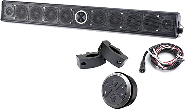 PowerBass XL-SBCON Wired Remote Control for Soundbar XL 800 1000 1200 Sound Bar