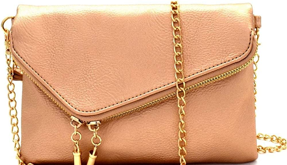 PU Leather 2 Way Flap...