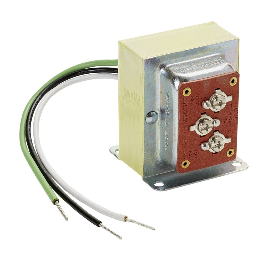 Nutone C909 Tri Volt Transformer For Door Chime Doorbell Wiring A Transformers