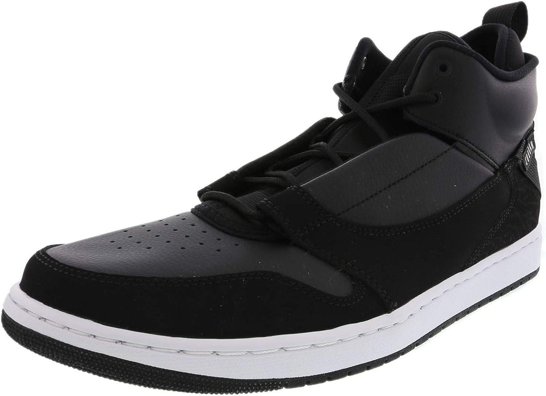 jordan shoes black white