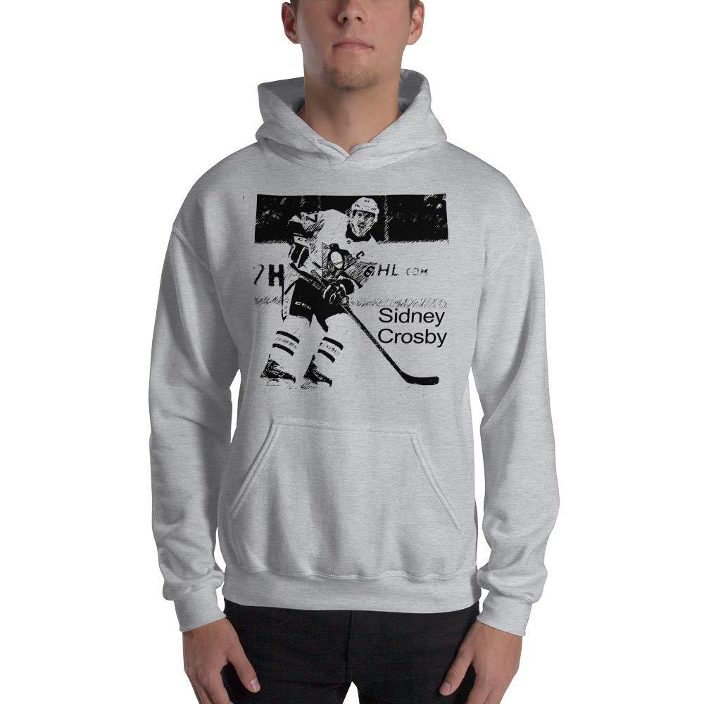 Sidney Crosby Hooded Sweatshirt ice Hockey Legend Style Sidney Crosby Hoodie