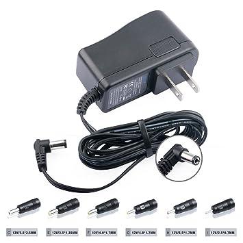Amazon.com: KFD 6 V Univesal adaptador de CA para Vtech Safe ...
