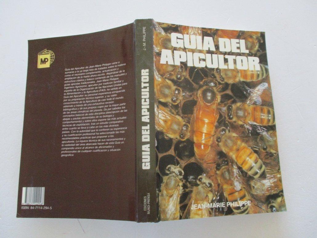 Guia del Apicultor (Spanish Edition) (Spanish) Paperback – March, 1999