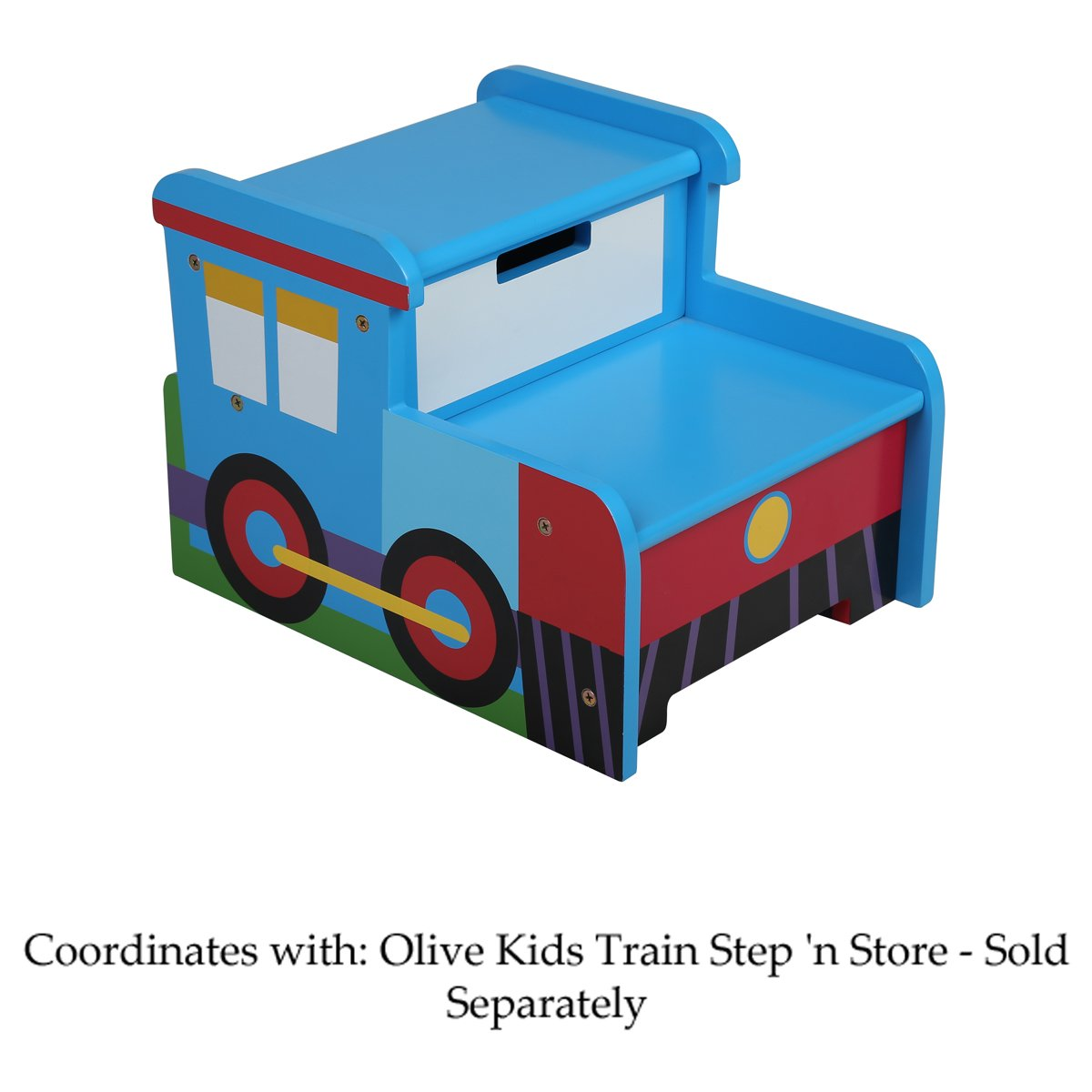 Olive Kids Trains, Planes, Trucks Table & Chair Set by Olive Kids (Image #9)