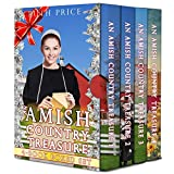 An Amish Country Treasure 4-Book Boxed Set Bundle; A Sweet Amish Romance Series (Amish Country Treasure Series (An Amish of Lancaster County Saga) 5)