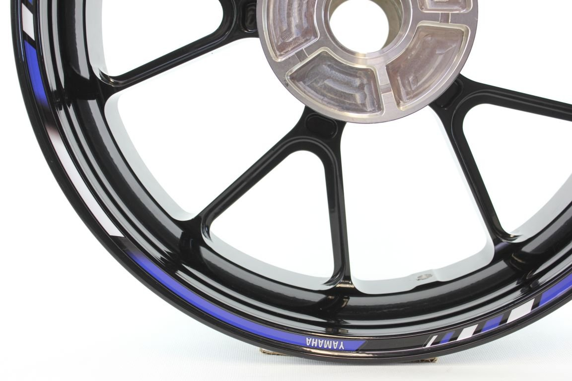 Strisce Adesivi SpecialGP Moto Yamaha Blu