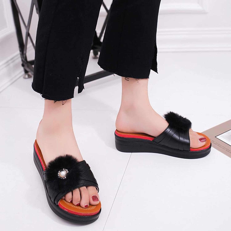 Hunpta Frauen Sommer Schuhe Hausschuhe Flat Heels Flip Flops Damen Bohemia  Sandalen: Amazon.de: Schuhe & Handtaschen