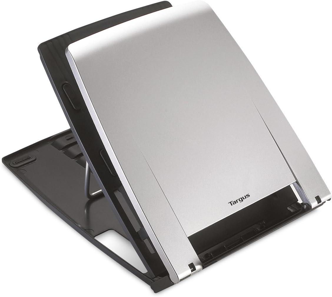 Targus Ergo M-Pro Portable Laptop Stand, Black/Grey (AWE04EU)