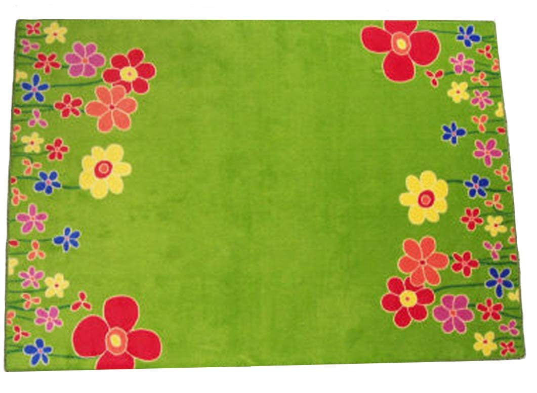 Carpet for Kids  Kinderteppich Blaumenwiese 140 x 200 cm  140 x 200 cm