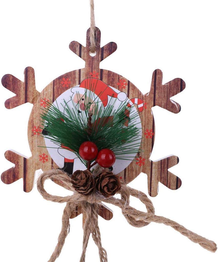 1 Adorno navideño Mome◁2019 para Colgar en el árbol de Navidad ...