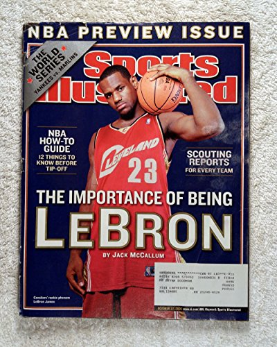 lebron-james-the-importance-of-being-lebron-cleveland-cavaliers-rookie-phenom-lebron-james-sports-il