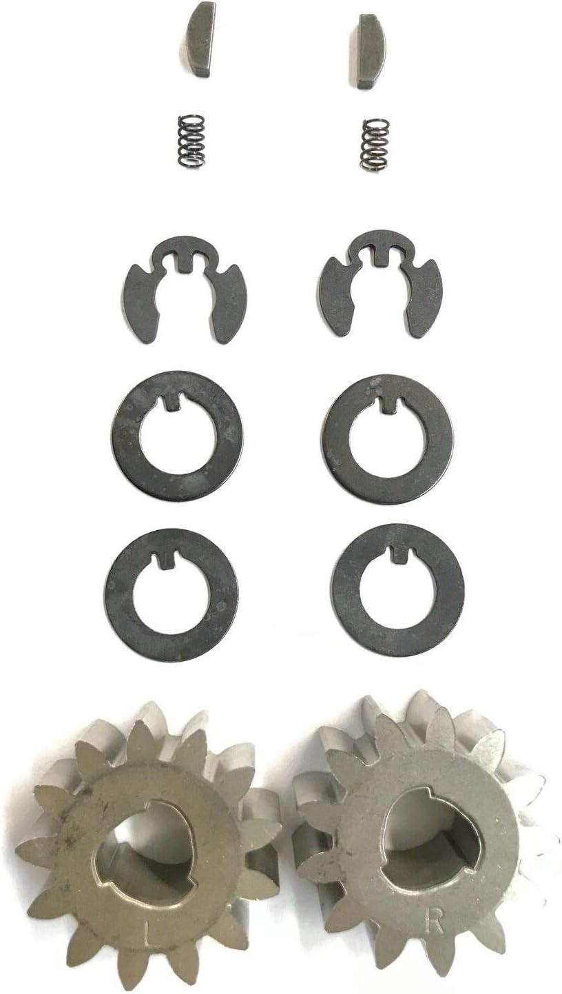 "4PK 8/"" Wheel 1//2/"" Bore Front Drive Gear Fits Toro 20086 20087 20094 20110 20111"