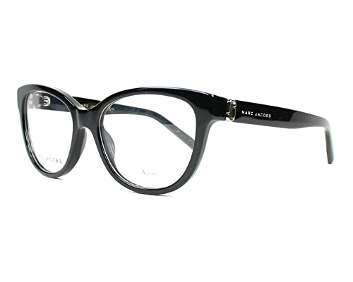 7d7c9018b24c Marc Jacobs MARc 115 807, Womens Eyeglasses, Black, 53mm: Amazon.co.uk:  Shoes & Bags
