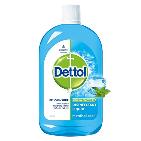 Dettol Disinfectant Liquid - 500 ml (Menthol Cool)