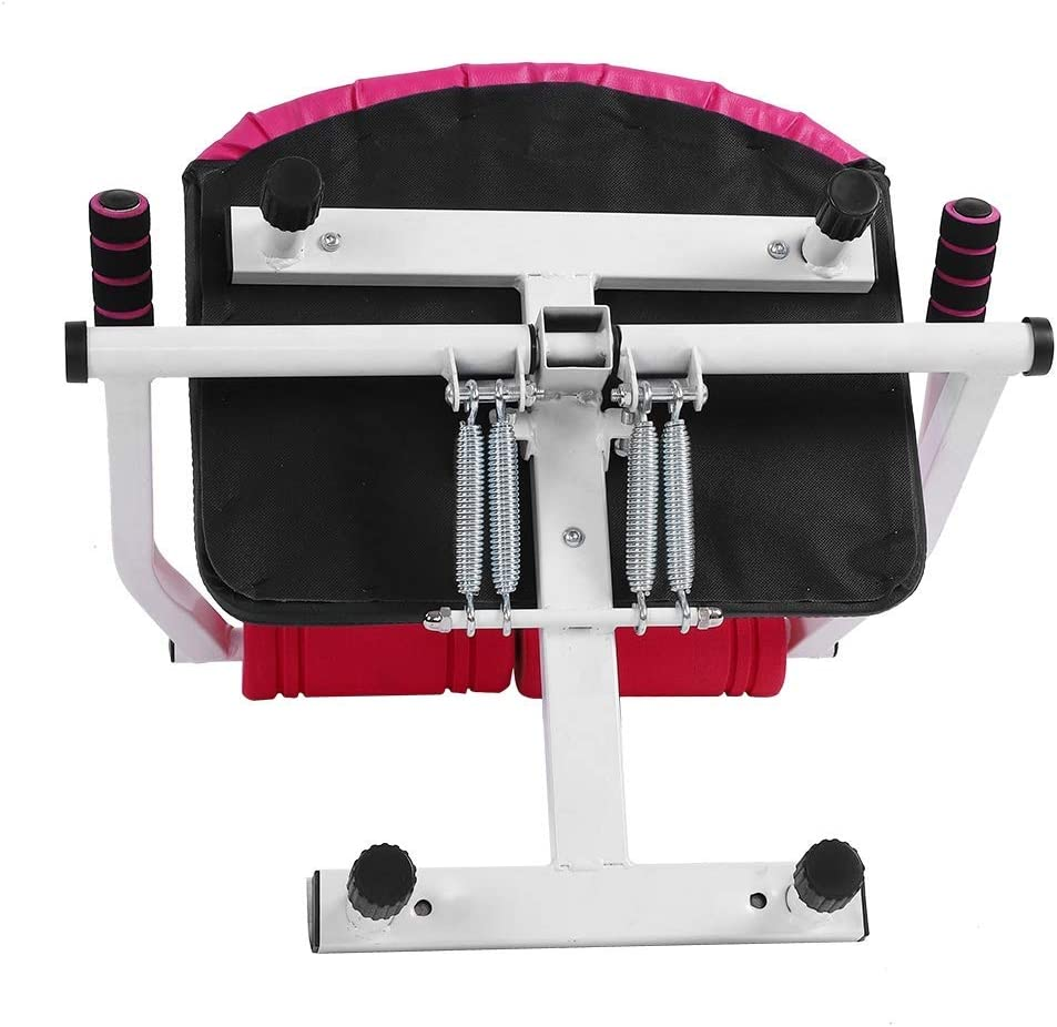 Cocoarm Appareil de Fitness Automatique Appareil de sant/é Abdominale Appareil de Fitness Entra/înement Machine pour Salle de Sport /à Domicile
