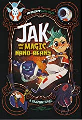 Jak and her robotic servant, Cow, are in a pickle; Mom wants Jak to sell Cow for scrap, but Cow and Jak have become best friends. So instead of selling the rusty old robot for spare change, Jak strikes a bargain with the scrap collector: if J...