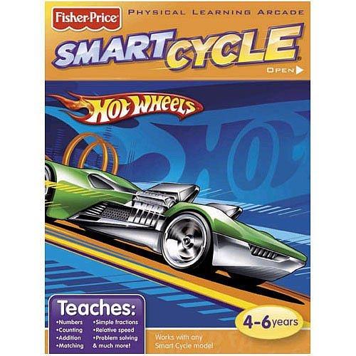 Fisher-Price SMART CYCLE Software - Hot Wheels B003FZAQ6A