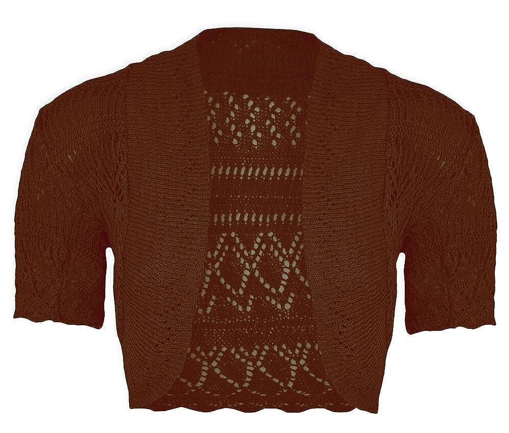 2 3 4 5 6 7 8 9 10 11 12 13 Years NEW KIDS GIRLS Bolero Knitted Cardigan Shrugs Top AGE