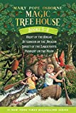 Magic Tree House Volumes 5-8 Boxed Set: Night of the Ninjas/Afternoon on the Amazon/Sunset of the Sabertooth/Midnight on the Moon