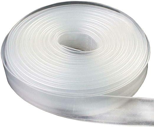Schrumpfschlauch 2:1 transparent//klar Auswahl aus 10 Gr/ö/ßen und 6 L/ängen Meterware von ISO-PROFI/® hier: /Ø30mm - 3 Meter