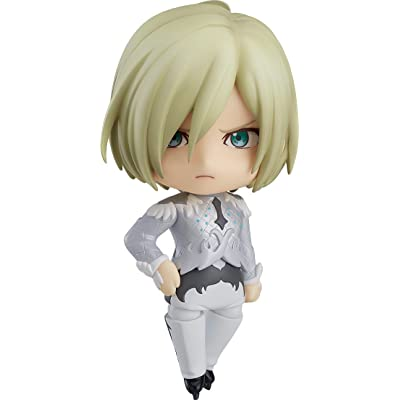 Orange Rouge Yuri!!! On Ice: Yuri Plisetsky Nendoroid Action Figure: Toys & Games